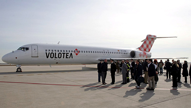 Forrs: Volotea