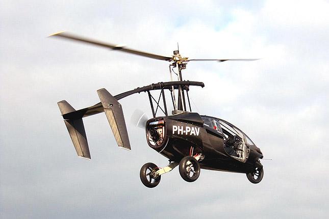 Palv 1 Flying Car - Image 2